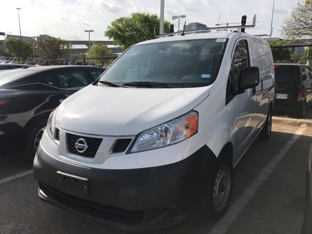 Photo Pre-Owned 2015 Nissan NV200 S Van Compact Cargo Van For Sale in Frisco TX