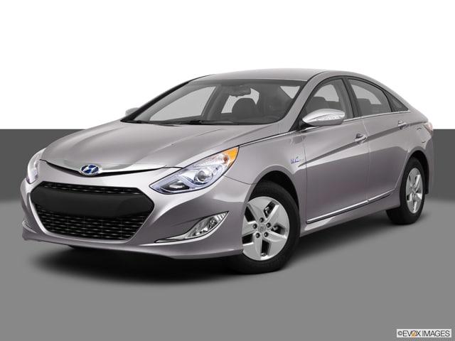 Photo 2012 Hyundai Sonata Hybrid Base A6 Sedan