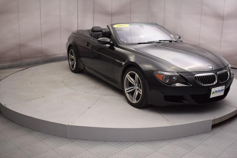 Photo 2007 BMW M6 M6 Convertible