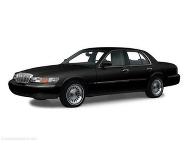 Photo 2001 Mercury Grand Marquis LS Automatic