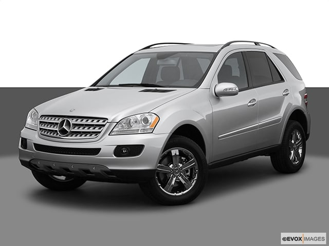 Photo Used 2007 Mercedes-Benz M-Class 3.0L for sale in Flagstaff, AZ