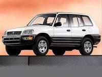 1998 Toyota RAV4 Base SUV 4x4