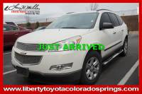 Used 2010 Chevrolet Traverse LS FWD LS For Sale in Colorado Springs, CO