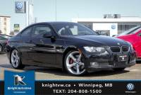 Pre-Owned 2009 BMW 3 Series 335i w/ Sunroof/Leather/Low KM RWD 2dr Car