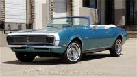 1968 Chevrolet Camaro RS Convertible RS Automatic AC