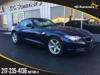 Pre-Owned 2013 BMW Z4 sDrive28i RWD 2D Convertible