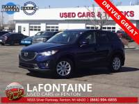 PRE-OWNED 2013 MAZDA CX-5 TOURING ONE OWNER FWD 4D SPORT UTILITY