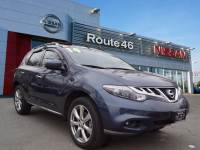 Certified Used 2014 Nissan Murano LE SUV in Totowa