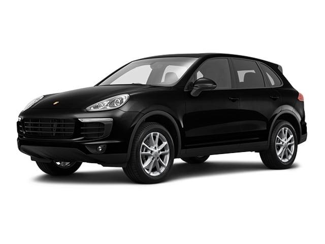 Photo Used 2017 Porsche Cayenne SUV Dealer Near Fort Worth TX