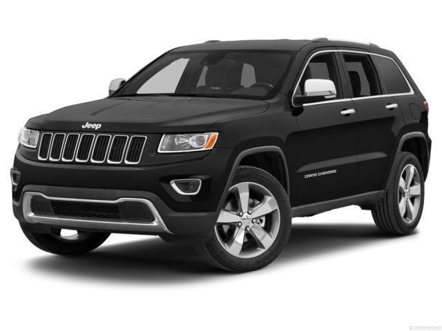 Photo Used 2016 Jeep Grand Cherokee Limited HEMI V8 SUV in Danbury, CT