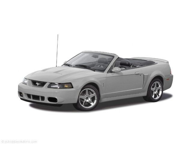 Photo Used 2003 Ford Mustang Cobra North Franklin CT