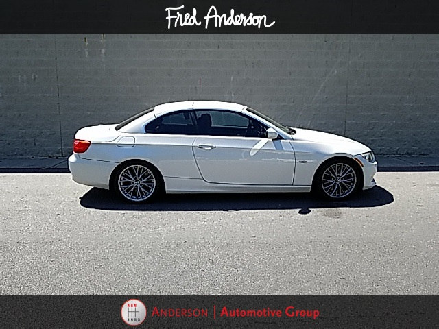 Photo Pre-Owned 2011 BMW 335i 335i Convertible For Sale  Raleigh NC