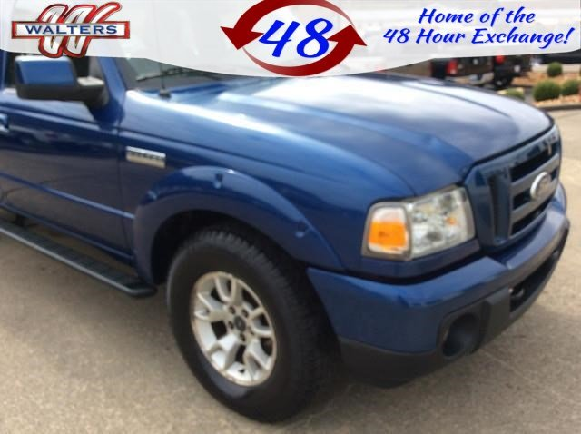 Photo Pre-Owned 2011 Ford Ranger Sport SuperCab 4-Door 4WD 4WD