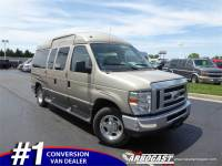 Pre-Owned 2014 Ford Conversion Van Tuscany Mobility RWD Hi-Top