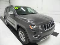 2015 Jeep Grand Cherokee 4WD 4dr Limited SUV in Topeka KS