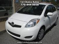 2011 Toyota Yaris Liftback 3-Door MT