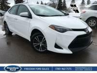 Used 2017 Toyota Corolla LE Sunroof, Backup Camera, Heated Seats Front Wheel Drive 4 Door Car