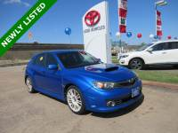 Used 2008 Subaru Impreza WRX STi Hatchback AWD For Sale in Houston