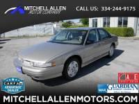 1997 Oldsmobile Cutlass Supreme SL Series I sedan