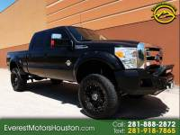 2013 Ford F-250 SD LARIAT CREW CAB SWB 4WD LIFTED