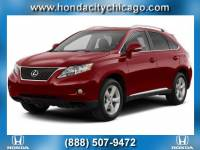 Used 2010 LEXUS RX 350 FWD 4dr For Sale Chicago, Illinois