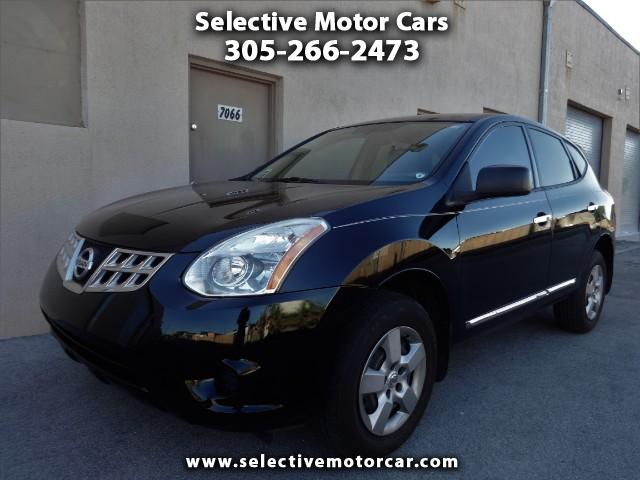 Photo 2012 Nissan Rogue S FWD Krom Edition
