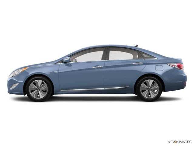 Photo 2015 Hyundai Sonata Hybrid Limited Sedan