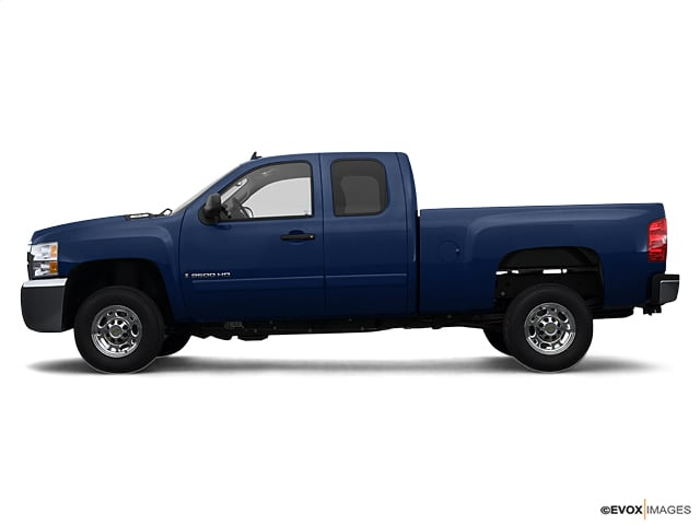 Photo Used 2007 Chevrolet Silverado 2500HD Dark Blue For Sale  Bennington VT  VIN1GCHK24K17E593966