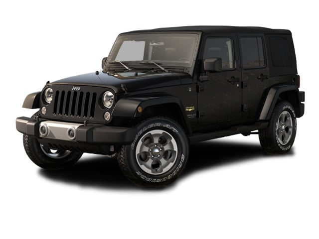 Photo 2015 Jeep Wrangler Unlimited Sahara 4x4 SUV for sale in South Jersey