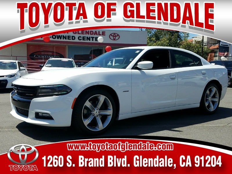 Photo Used 2018 Dodge Charger, Glendale, CA, , Toyota of Glendale Serving Los Angeles  2C3CDXCT3JH188692