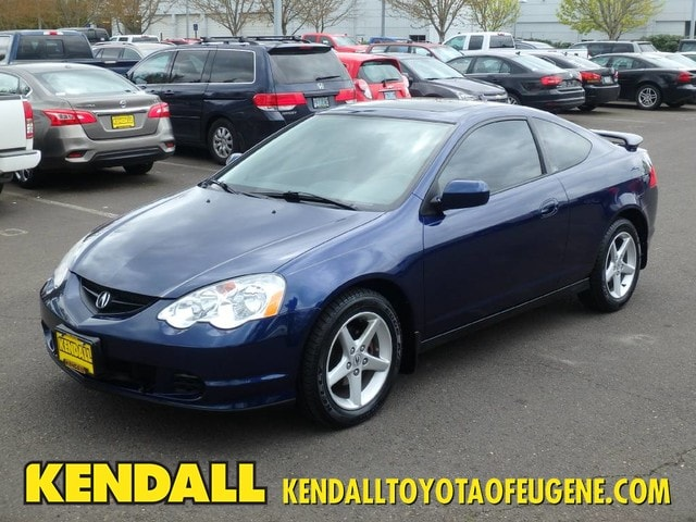 Photo 2002 Acura RSX Base Coupe Front-wheel Drive