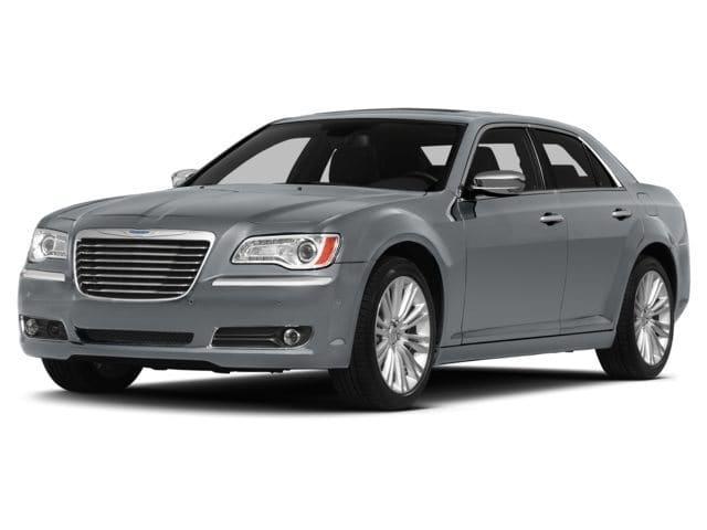 Photo 2014 Chrysler 300 Base Sedan All-wheel Drive For Sale  Lansing, MI