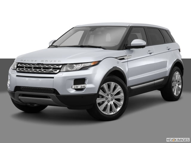 Photo Pre-Owned 2014 Land Rover Range Rover Evoque DYNAMIC SUV in Corte Madera, CA