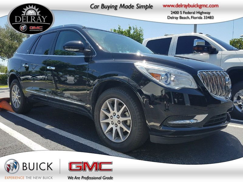 Photo Pre-Owned 2016 BUICK ENCLAVE LEATHER Front Wheel Drive Sport Utility Vehicle