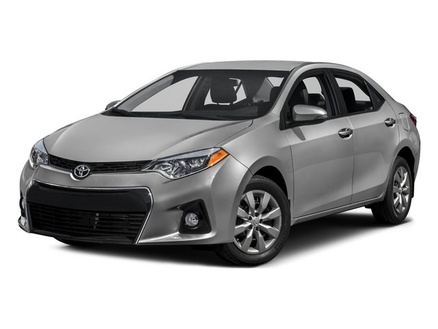 Photo Pre-Owned 2016 Toyota Corolla S Plus FWD 4dr Car For Sale in Amarillo, TX