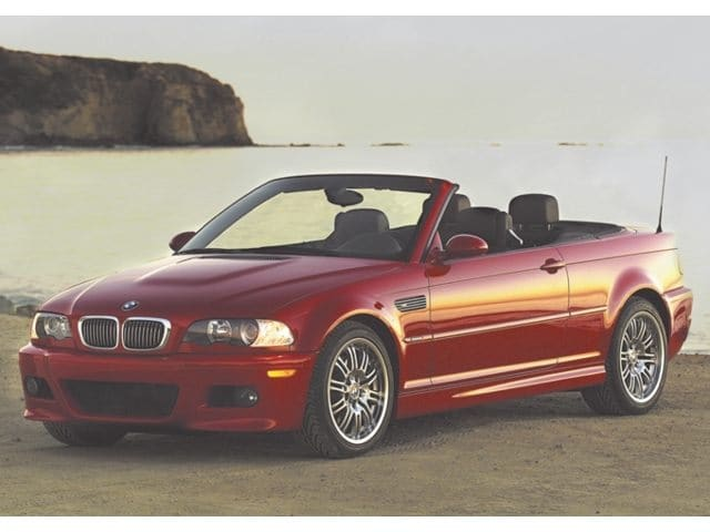 Photo 2002 BMW M3 M3 2dr Convertible in Franklin