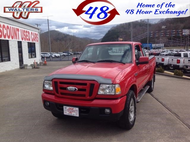 Photo Pre-Owned 2006 Ford Ranger Sport SuperCab 4WD 4WD