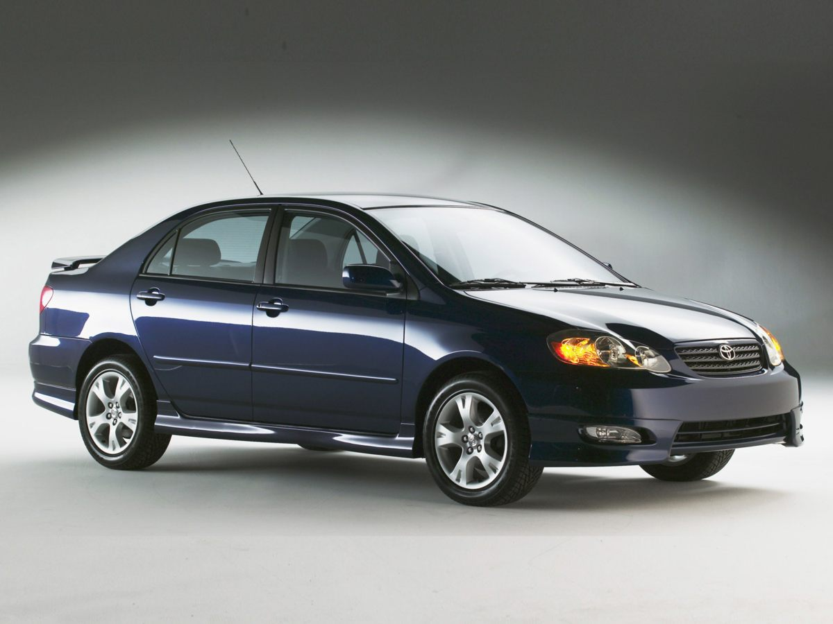 Photo Pre-Owned 2005 Toyota Corolla Sedan For Sale  Raleigh NC