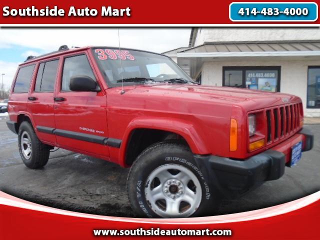 Photo 1999 Jeep Cherokee Sport 4-Door 4WD