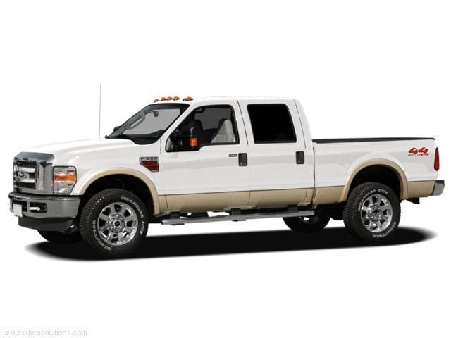 Photo Used 2008 Ford F-350SD Truck Power Stroke V8 DI 32V OHV Twin Turbo Diesel in Red Hill, PA