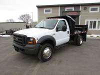 Used 2005 Ford F-550 Dump-Truck