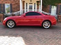 2002 Lexus SC 430 BEAUTIFUL RED CONVERTABLE MUST SEE!