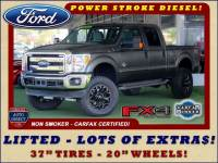 2016 Ford Super Duty F-250 Pickup XLT Crew Cab 4x4 FX4 - LIFTED - EXTRA$!