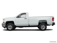 Used 2017 Chevrolet Silverado 2500HD Work Truck Pickup