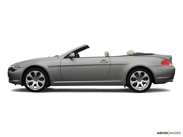 Photo 2007 BMW 6 Series 650i Convertible Rear-wheel Drive
