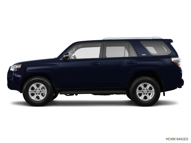 Photo Used 2018 Toyota 4Runner SR5 4WD