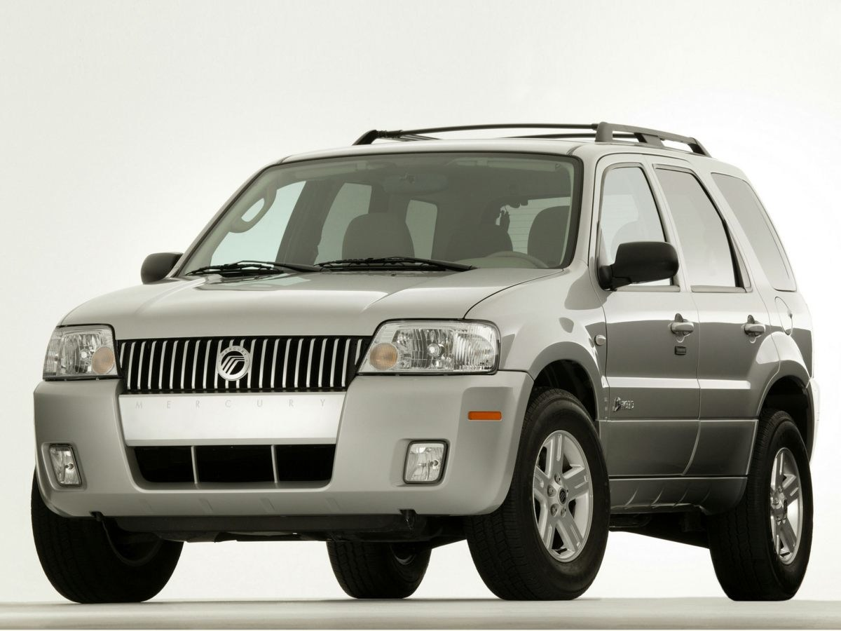 Photo 2006 Mercury Mariner Hybrid SUV 4WD