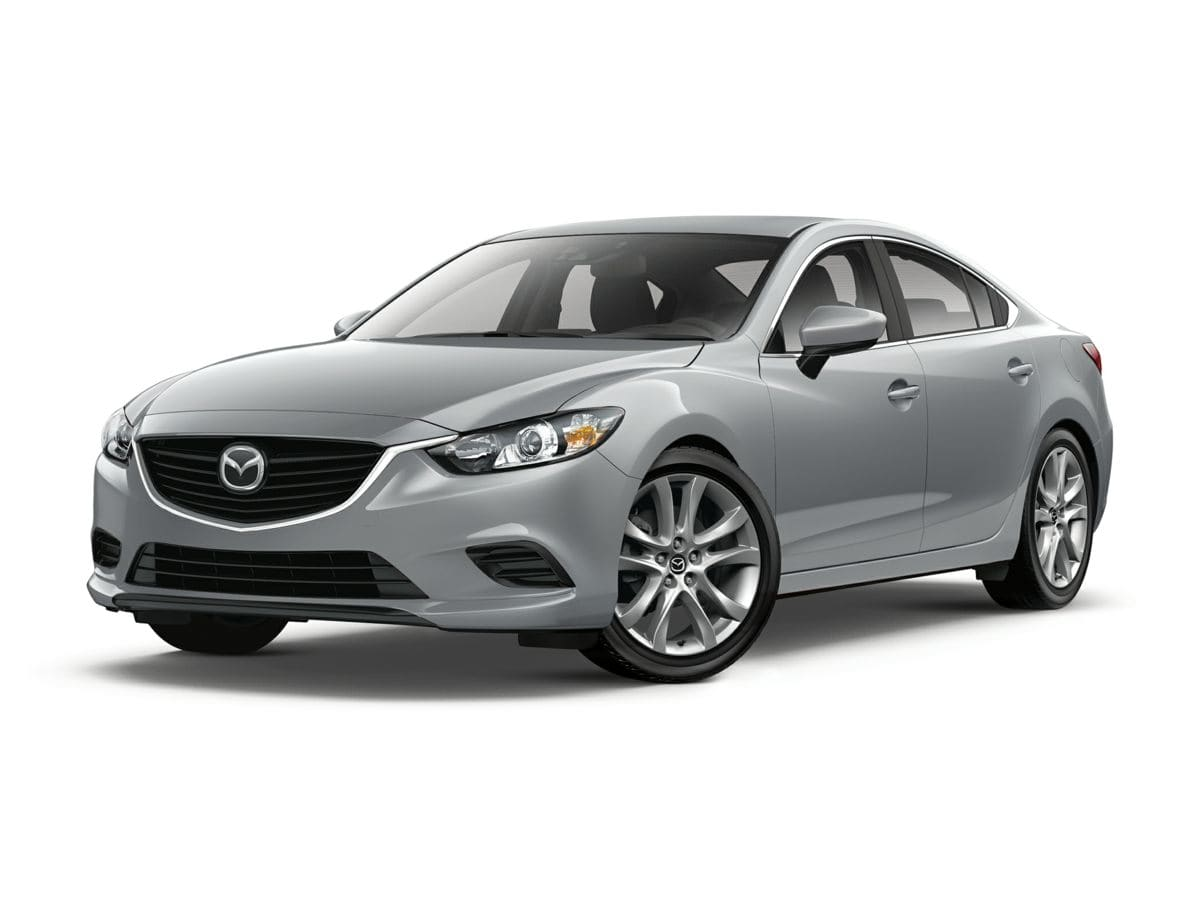 Photo Used 2016 Mazda Mazda6 i Touring For Sale Lawrenceville, NJ