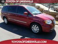 Pre-Owned 2013 Chrysler Town & Country Touring Van in Greenville SC