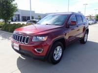 Certified Used 2016 Jeep Grand Cherokee Laredo 4x4 SUV